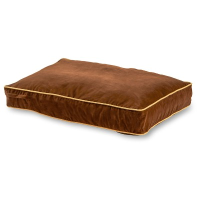 Happy Hounds Buster Dog Bed - Cocoa - Large