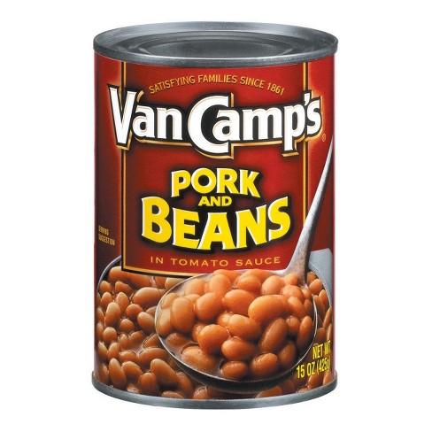c3ecd2dbf6588a Van Camp s Pork N Beans 15oz   Target
