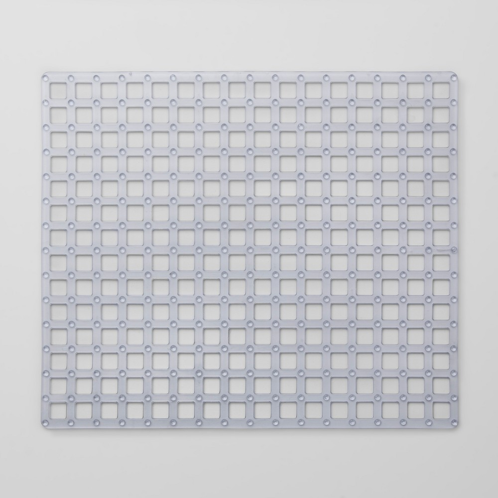 Sink Mat 12.5x10.8 - Made By Design, Clear