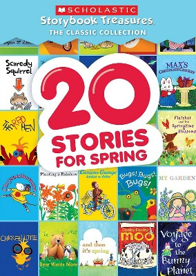 Scholastic Storybook Treasures: The Classic Collection - 20 Stories for Spring (DVD)