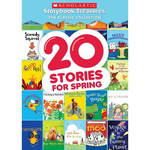 Scholastic Storybook Treasures: The Classic Collection - 20 Stories for Spring - image 1 of 1