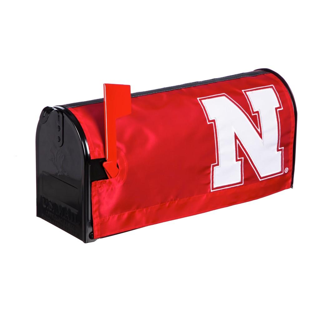 Nebraska Cornhuskers Mailbox Cover