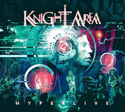 Knight area - Hyperlive (CD) - image 1 of 1