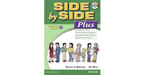 Side by Side Plus, Book 3 (Student, Student) (Paperback) (Steven J. Molinsky & Bill Bliss) - image 1 of 1