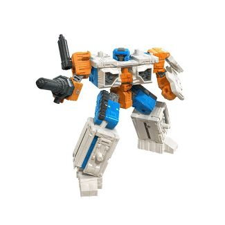 Transformers Generations War for Cybertron Deluxe WFC-E18 Airwave Modulator