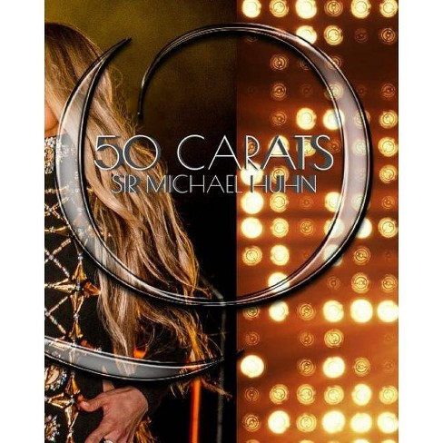 Jlo 50 CARATS drawing journal - by  Sir Michael Huhn & Michael Huhn (Paperback) - image 1 of 1