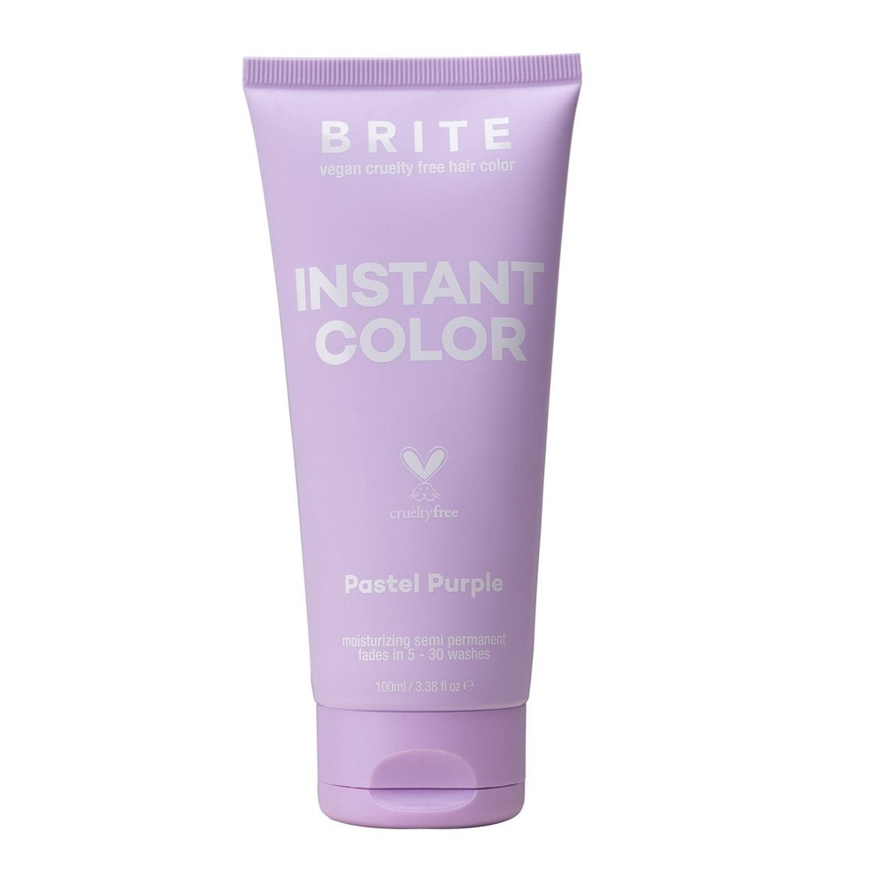 Image of Brite Instant Color - Pastel Purple - 3.38 fl oz