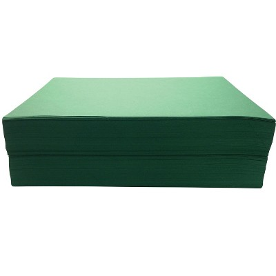 Childcraft Construction Paper, 9 x 12 Inches, Green, 500 Sheets