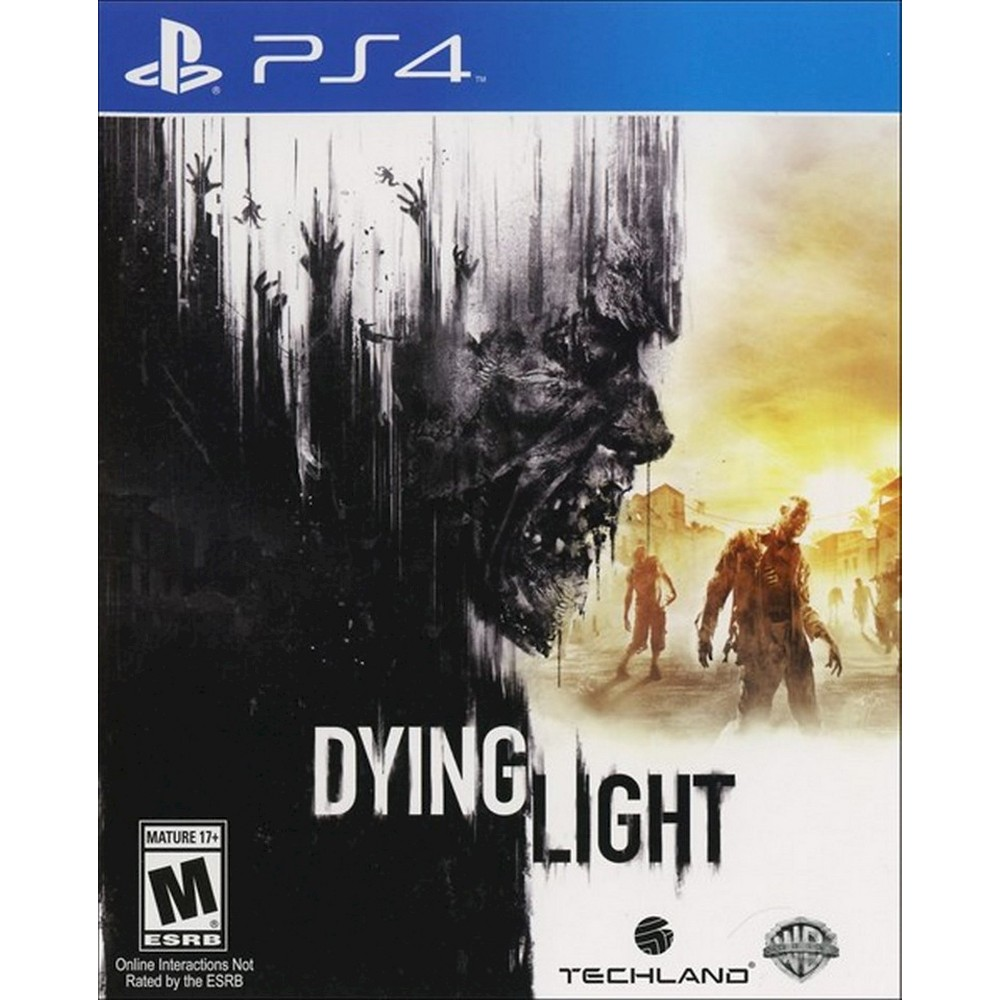 Dying Light Pre-Owned PlayStation 4
