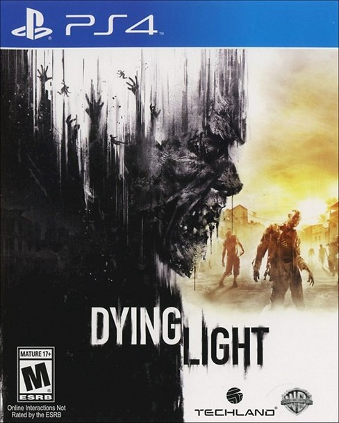 Dying Light PRE-OWNED PlayStation 4 - image 1 of 1