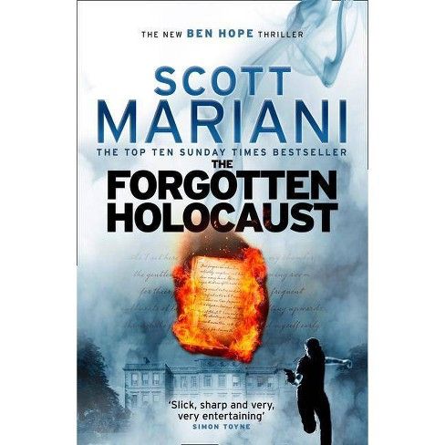 The Forgotten Holocaust (Ben Hope, Book 10) - by  Scott Mariani (Paperback) - image 1 of 1