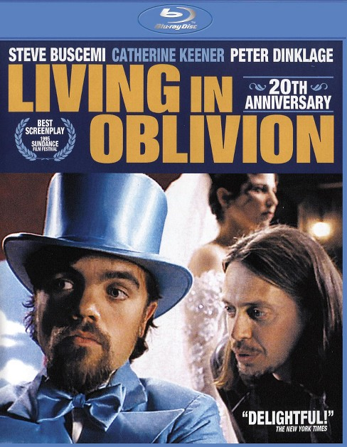 Living in oblivion (20th anniversary (Blu-ray) - image 1 of 1