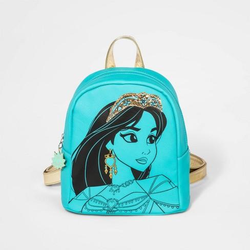 Girls' Disney Backpack - Teal - image 1 of 2