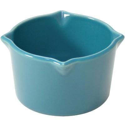 Chantal Talavera Blue Stoneware 8 Ounce Ramekin