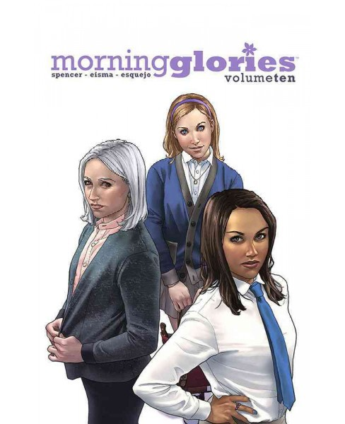 Morning Glories 10 : Expulsion (Paperback) (Nick Spencer) - image 1 of 1