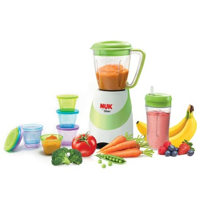 NUK Oster Blender Smoothie & Baby Food Maker Bundle
