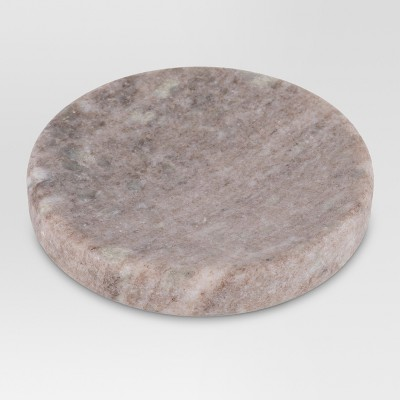 Marble Soap Dish Beige - Threshold™