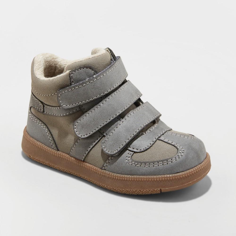 Toddler Boys' Merv Casual Sneakers - Cat & Jack Gray 9