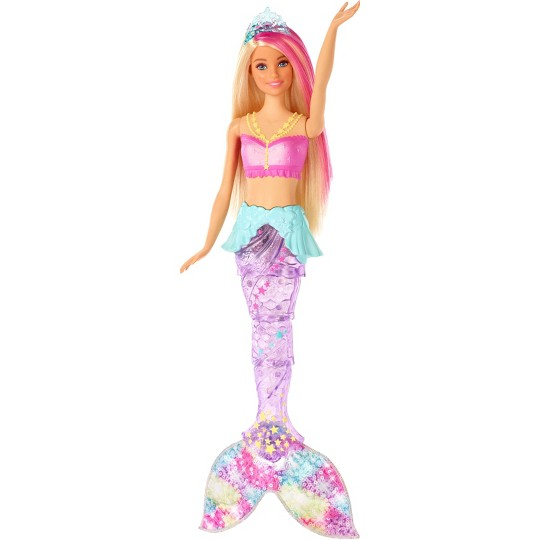 Barbie Dreamtopia Sparkle Lights Mermaid image number null