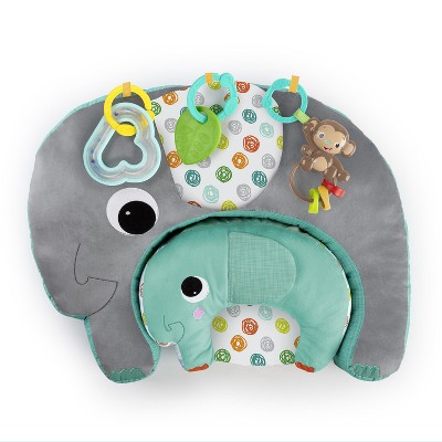 Bright Starts Two Can Play Tummy Time Playmat