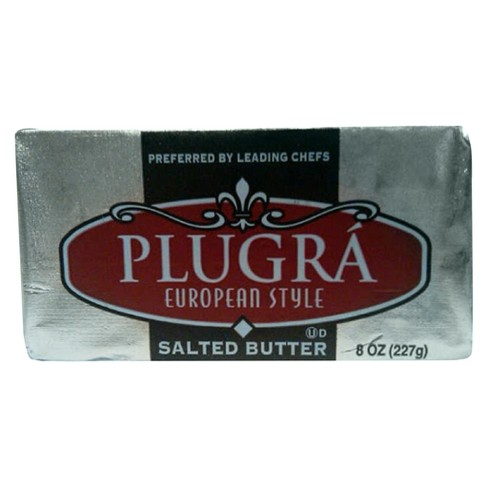 Plugra Salted Butter - 8oz - image 1 of 1