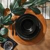 16pc Stoneware Harrison Dinnerware Set Black - Threshold™ - image 3 of 3