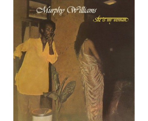 Murphy Williams - She Is My Woman (CD) - image 1 of 1