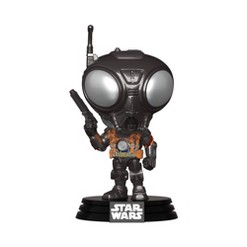Funko POP! Star Wars: The Mandalorian - Q9-0