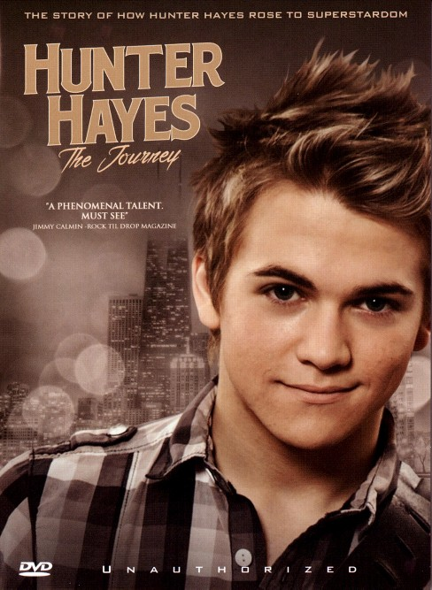 Hunter hayes:Journey (DVD) - image 1 of 1