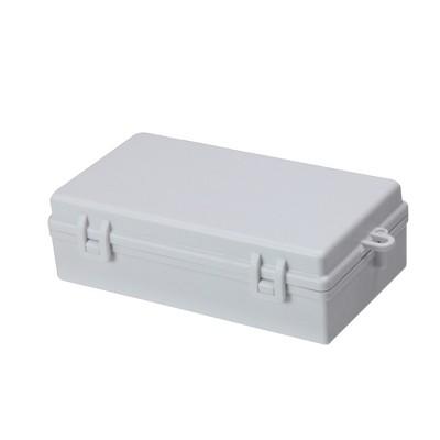 """Roman 6"""" Battery Box for USB LED Lights - White"""