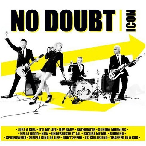 No Doubt - Icon (CD) - image 1 of 1