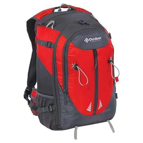 Outdoor Products Cross Breeze Internal Frame Pack - Red/Gray - image 1 of 1