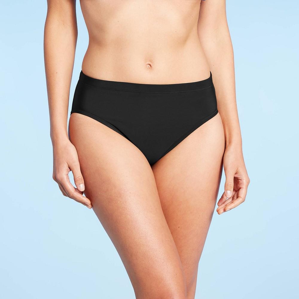 Women 39 S Swim Bikini Bottom Aqua Green 174 Black Xl