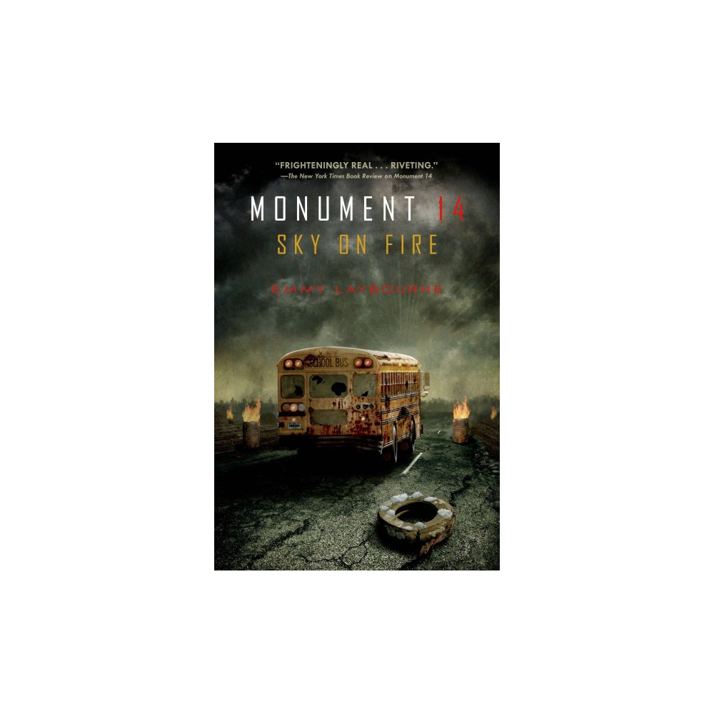 Sky on Fire ( Monument 14) (Reprint) (Paperback)