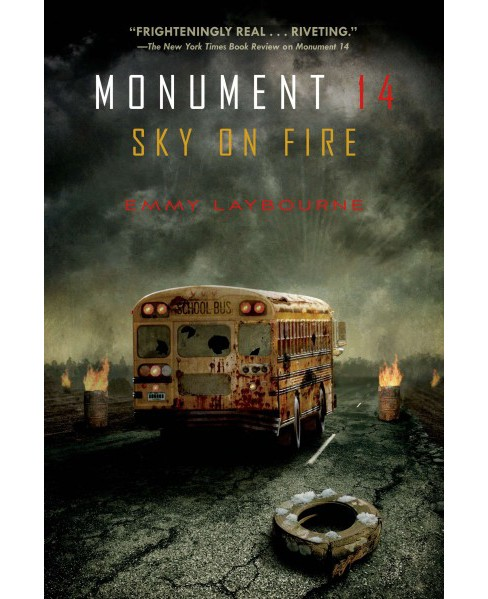 Sky on Fire ( Monument 14) (Reprint) (Paperback) - image 1 of 1