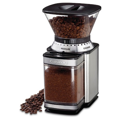 Cuisinart Automatic Burr Mill - Stainless Steel - DBM-8TG - image 1 of 4
