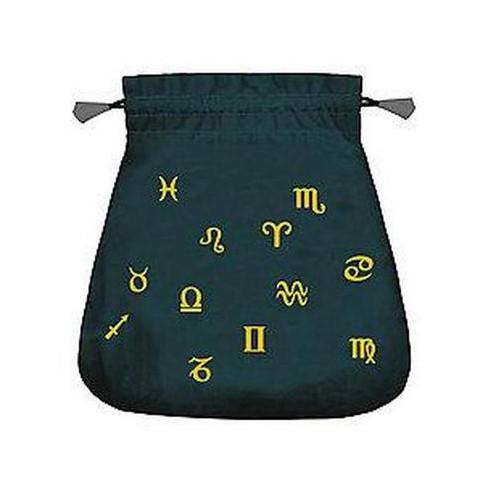 moon stars velvet tarot cloth