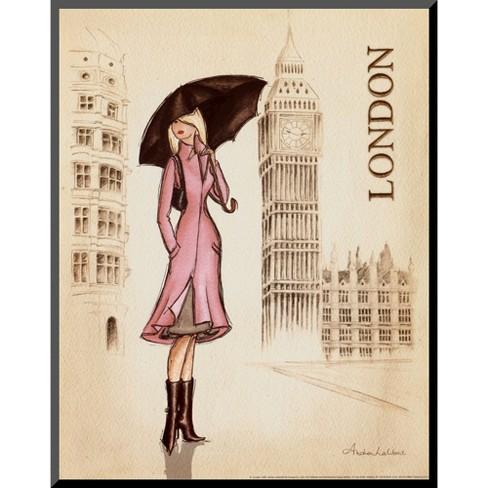 Art.com - London Mounted Print - image 1 of 1