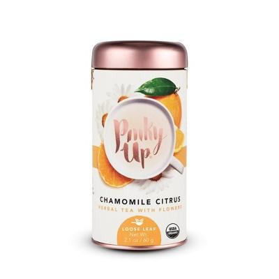 Pinky Up Chamomile Citrus Loose Leaf Tea - 2.1oz