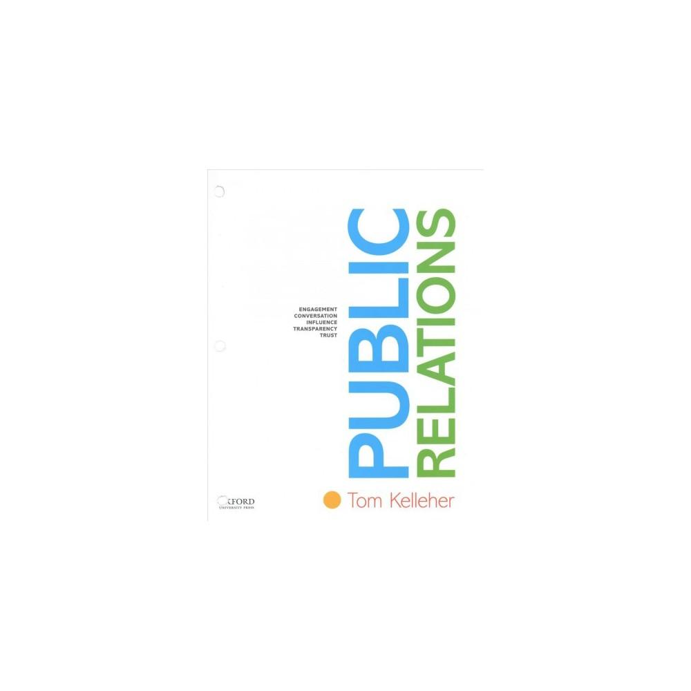 Public Relations (Paperback) (Tom Kelleher)
