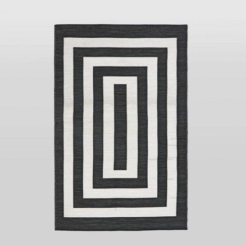 Mitre Stripe Outdoor Rug - Project 62™ - image 1 of 2