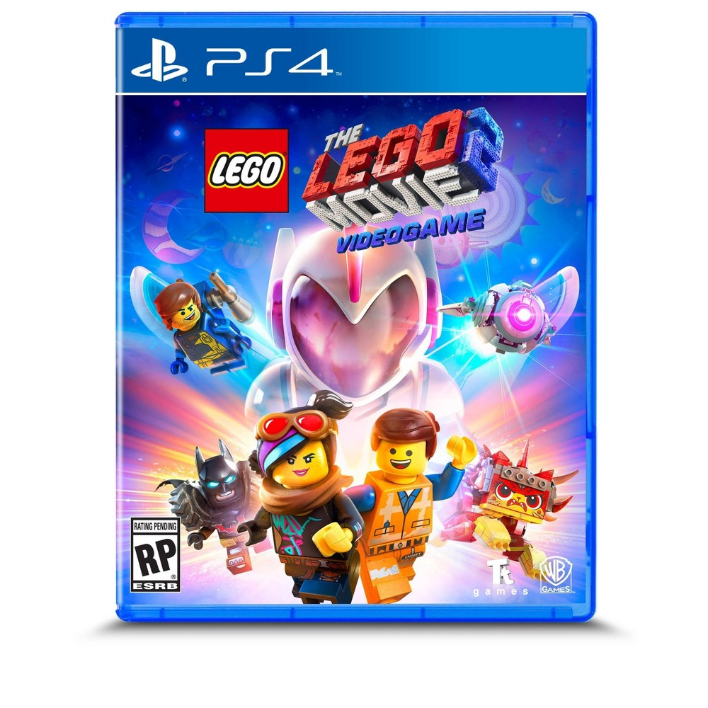 The Lego Movie 2 Video Game - PlayStation 4 The Lego Movie 2 Video Game - PlayStation 4