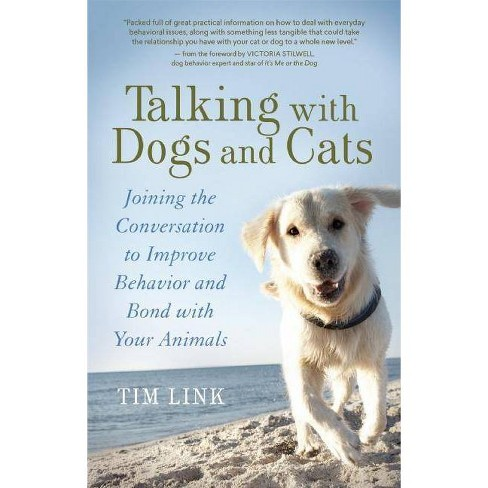 Talking with Dogs and Cats - by  Tim Link (Paperback) - image 1 of 1
