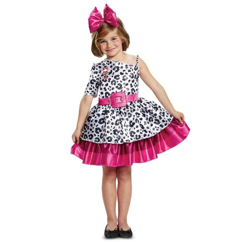 ef6870ce6ac67 Girls' L.O.L Dolls Diva Halloween Costume : Target