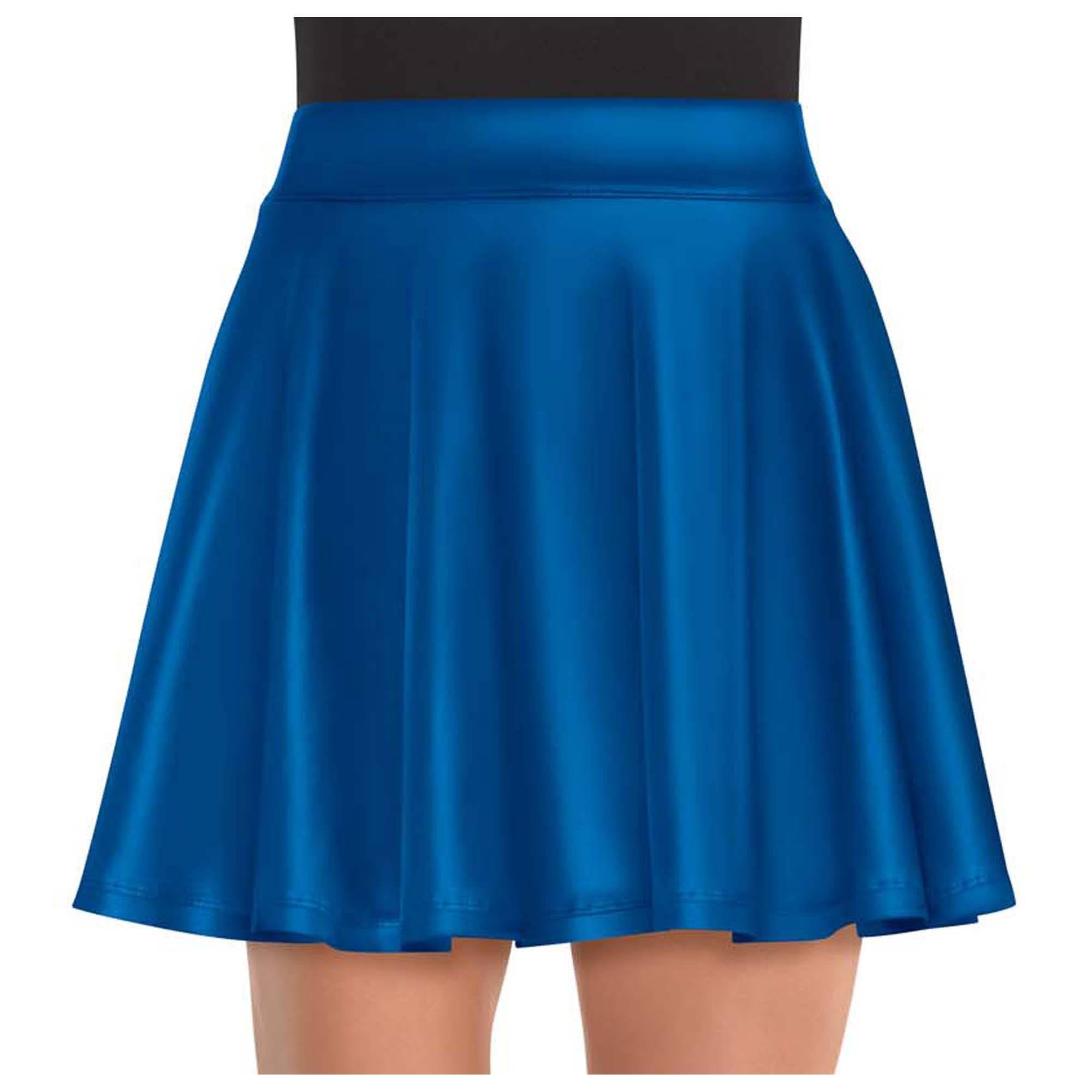 Halloween Women's Flare Skirt Halloween Costume - Blue, Women's