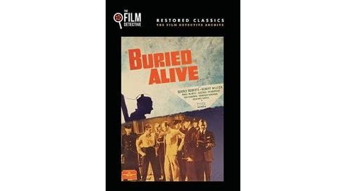 Buried Alive (DVD) - image 1 of 1