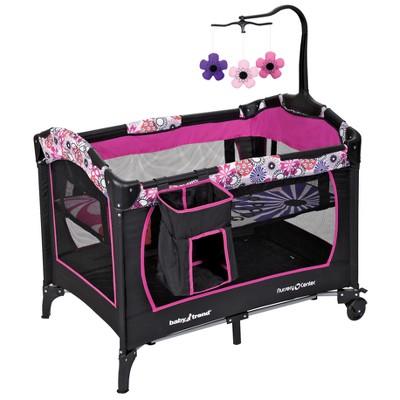 Baby Trend Deluxe Nursery Center - Floral Garden