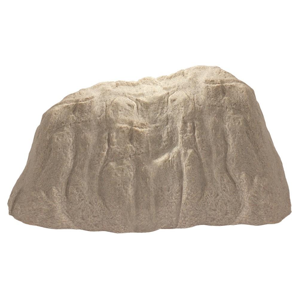 Emsco 36.25 Extra Large Boulder Statuary - Sand (Brown)