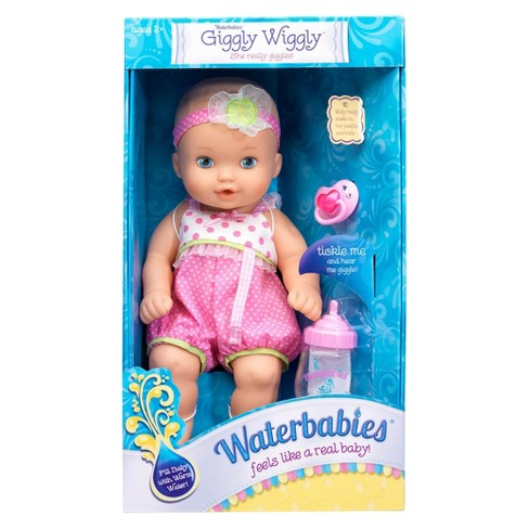 Waterbabies Giggly Wiggly Baby Doll Target