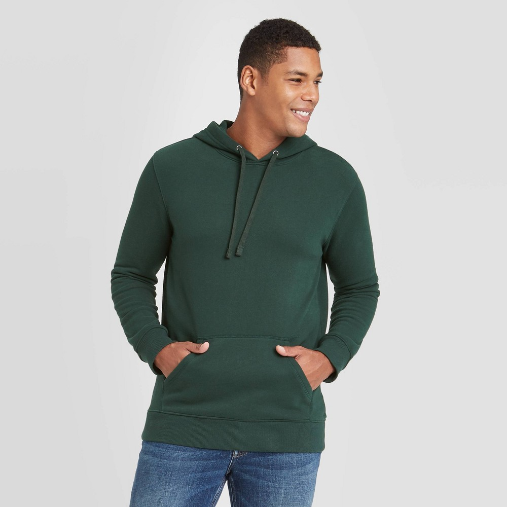 Promos en's Regular Fit Fleece Pullover Hoodie - Goodfellow & Co™